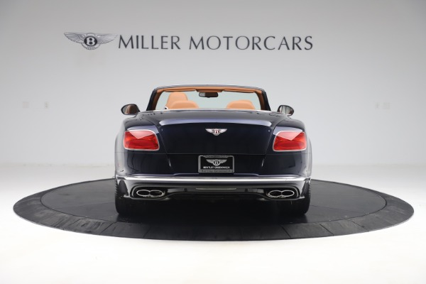 Used 2016 Bentley Continental GTC V8 S for sale $142,900 at Bentley Greenwich in Greenwich CT 06830 6