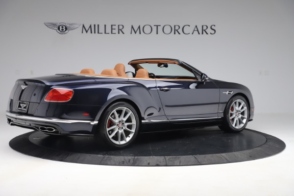 Used 2016 Bentley Continental GTC V8 S for sale $142,900 at Bentley Greenwich in Greenwich CT 06830 9