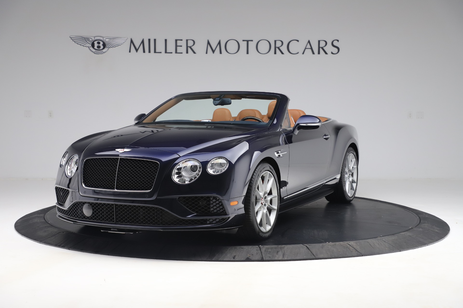 Used 2016 Bentley Continental GTC V8 S for sale $142,900 at Bentley Greenwich in Greenwich CT 06830 1