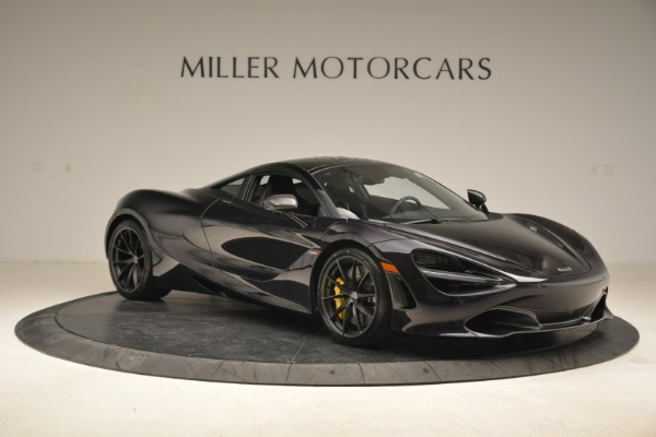 Used 2018 McLaren 720S Coupe for sale Sold at Bentley Greenwich in Greenwich CT 06830 10