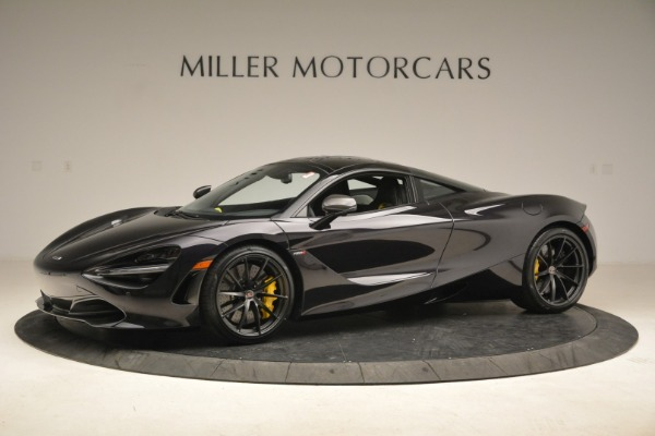 Used 2018 McLaren 720S Coupe for sale Sold at Bentley Greenwich in Greenwich CT 06830 2