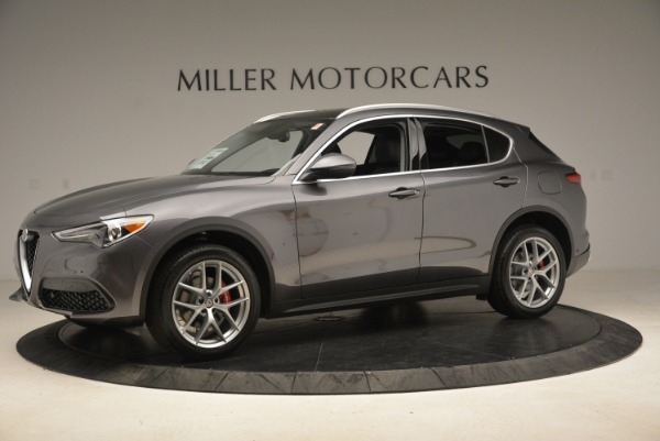 New 2018 Alfa Romeo Stelvio Ti Q4 for sale Sold at Bentley Greenwich in Greenwich CT 06830 2