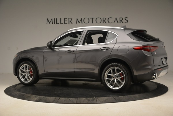 New 2018 Alfa Romeo Stelvio Ti Q4 for sale Sold at Bentley Greenwich in Greenwich CT 06830 4