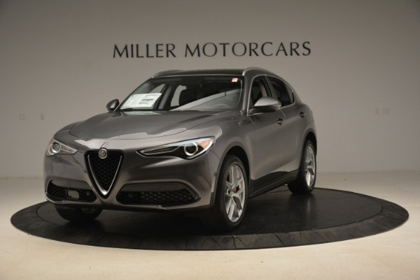 New 2018 Alfa Romeo Stelvio Ti Q4 for sale Sold at Bentley Greenwich in Greenwich CT 06830 1