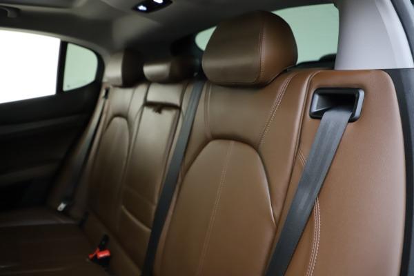 Used 2018 Alfa Romeo Stelvio Ti Q4 for sale $32,900 at Bentley Greenwich in Greenwich CT 06830 18
