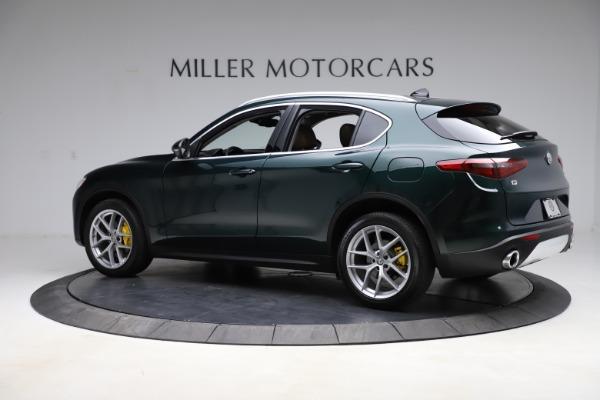Used 2018 Alfa Romeo Stelvio Ti Q4 for sale $32,900 at Bentley Greenwich in Greenwich CT 06830 4