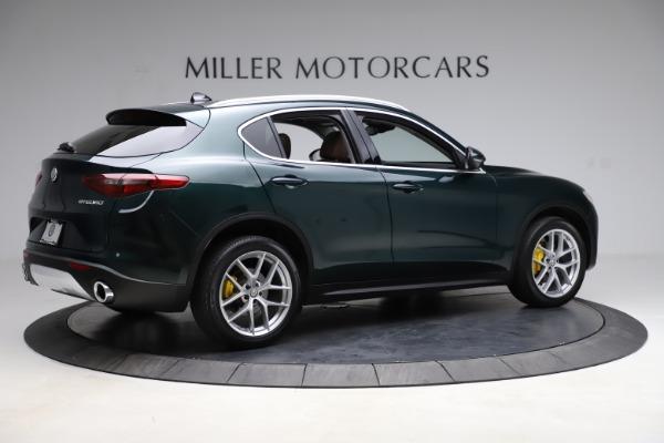 Used 2018 Alfa Romeo Stelvio Ti Q4 for sale $32,900 at Bentley Greenwich in Greenwich CT 06830 8