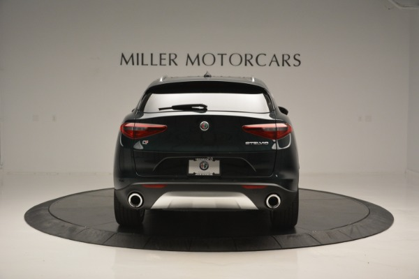New 2018 Alfa Romeo Stelvio Ti Lusso Q4 for sale Sold at Bentley Greenwich in Greenwich CT 06830 6
