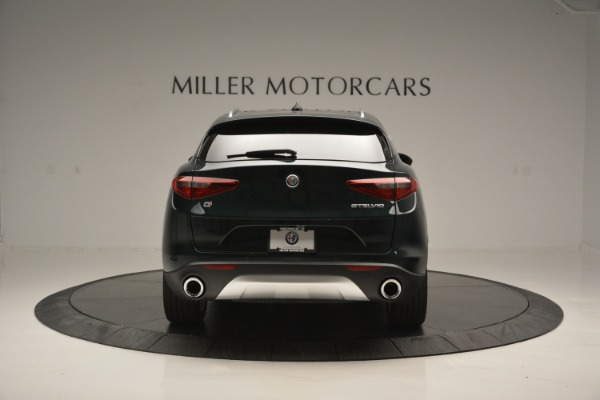 New 2018 Alfa Romeo Stelvio Ti Lusso Q4 for sale Sold at Bentley Greenwich in Greenwich CT 06830 7