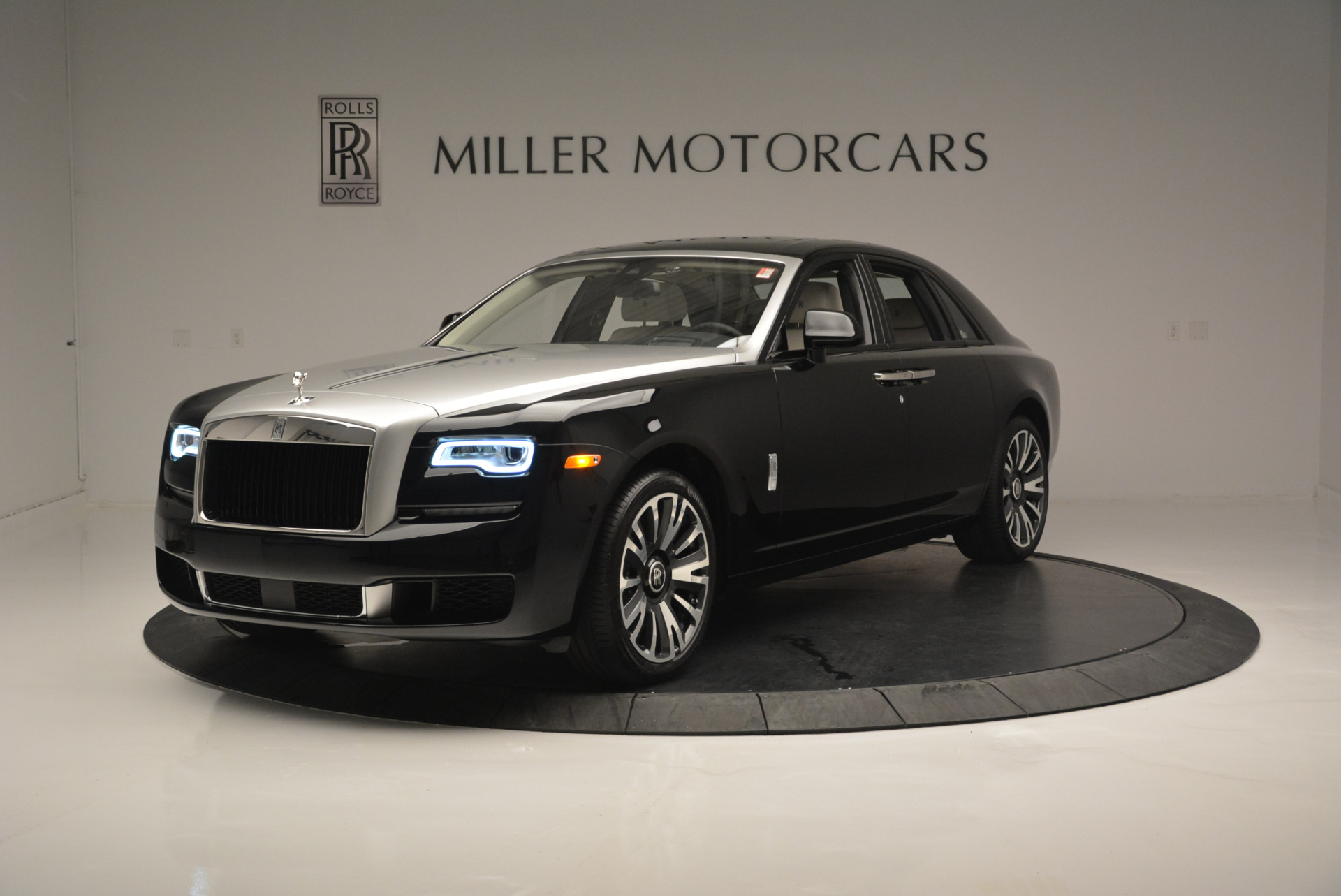 New 2019 Rolls-Royce Ghost for sale Sold at Bentley Greenwich in Greenwich CT 06830 1