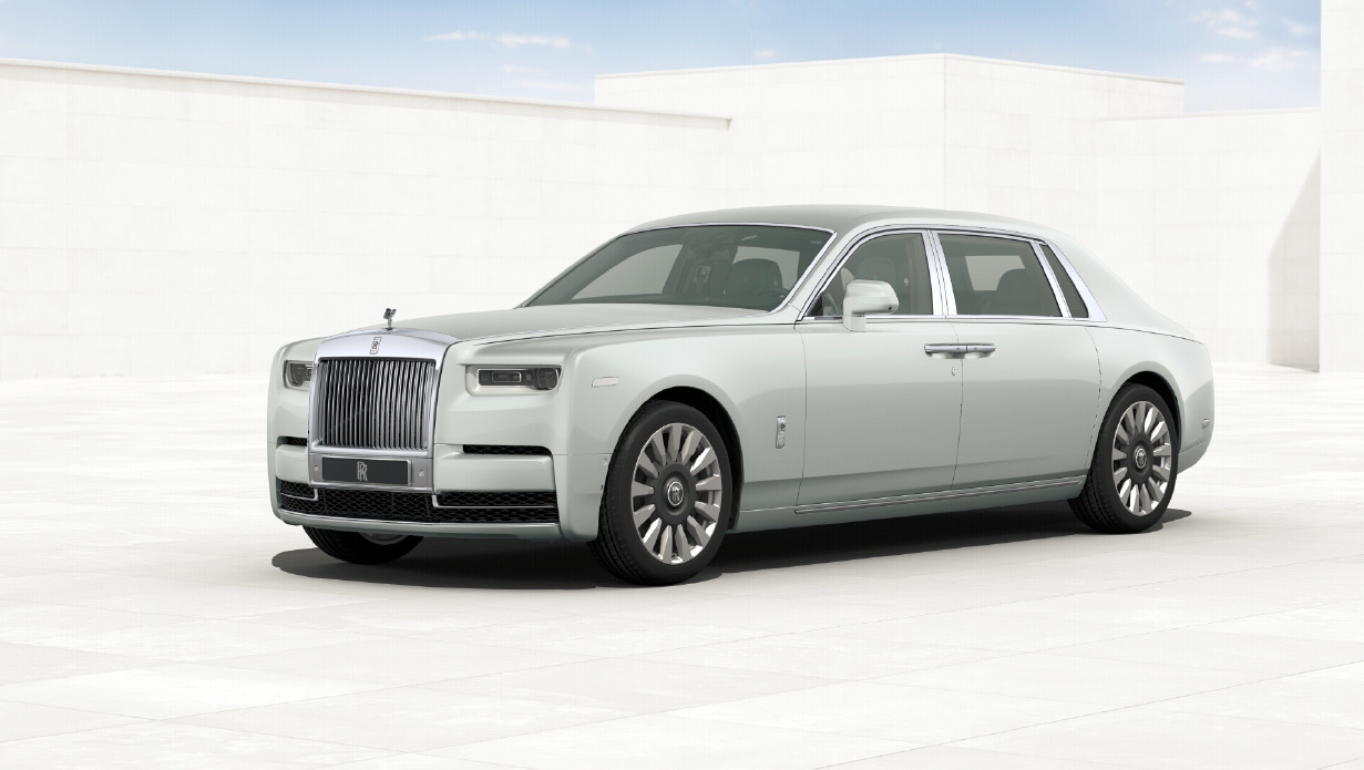 New 2018 Rolls-Royce Phantom EWB for sale Sold at Bentley Greenwich in Greenwich CT 06830 1