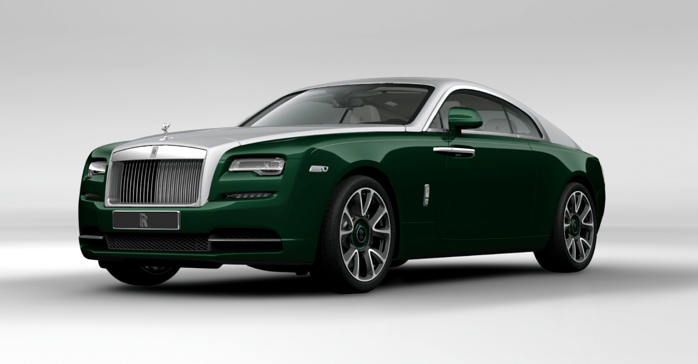 Used 2018 Rolls-Royce Wraith for sale Sold at Bentley Greenwich in Greenwich CT 06830 1