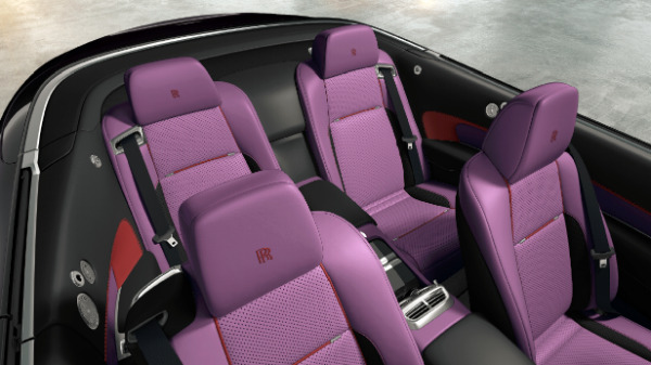 New 2018 Rolls-Royce Dawn for sale Sold at Bentley Greenwich in Greenwich CT 06830 4
