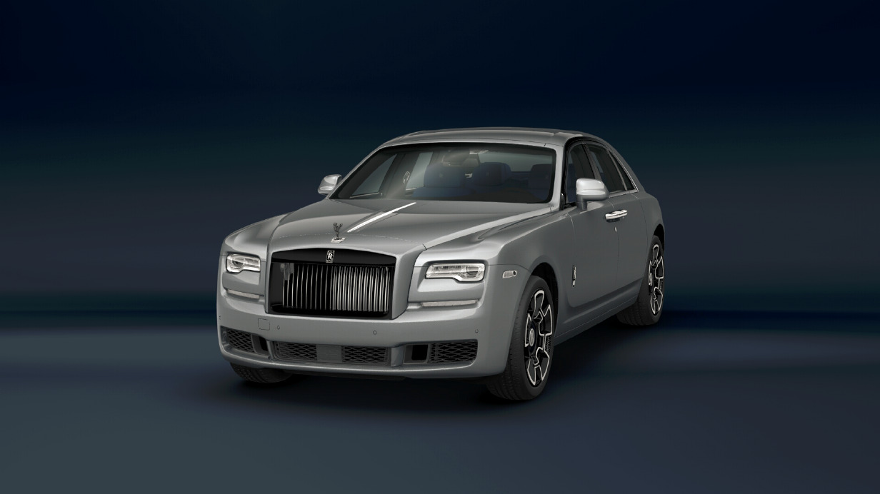New 2018 Rolls-Royce Ghost Black Badge for sale Sold at Bentley Greenwich in Greenwich CT 06830 1