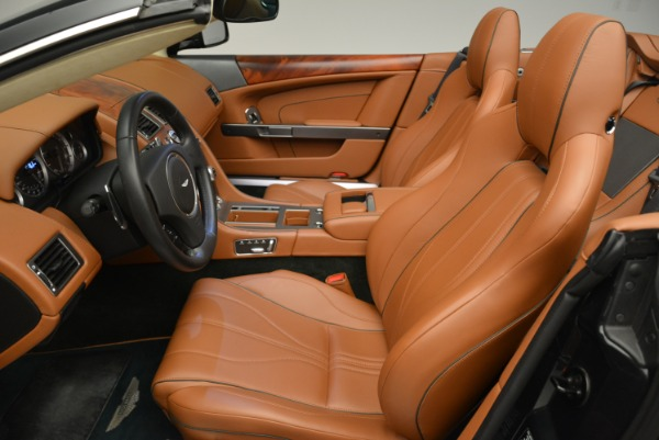 Used 2012 Aston Martin Virage Volante for sale Sold at Bentley Greenwich in Greenwich CT 06830 19