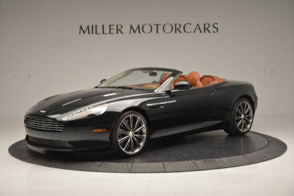 Used 2012 Aston Martin Virage Volante for sale Sold at Bentley Greenwich in Greenwich CT 06830 2