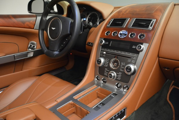 Used 2012 Aston Martin Virage Volante for sale Sold at Bentley Greenwich in Greenwich CT 06830 24