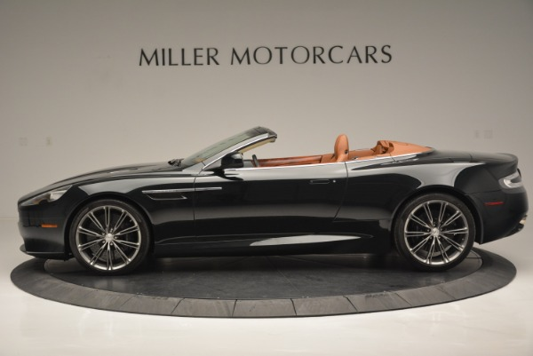 Used 2012 Aston Martin Virage Volante for sale Sold at Bentley Greenwich in Greenwich CT 06830 3