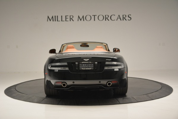 Used 2012 Aston Martin Virage Volante for sale Sold at Bentley Greenwich in Greenwich CT 06830 6