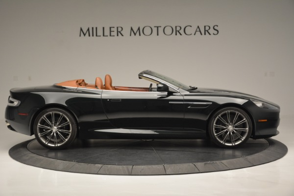 Used 2012 Aston Martin Virage Volante for sale Sold at Bentley Greenwich in Greenwich CT 06830 9