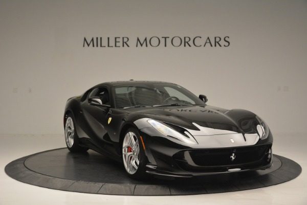 Used 2018 Ferrari 812 Superfast for sale $367,900 at Bentley Greenwich in Greenwich CT 06830 11