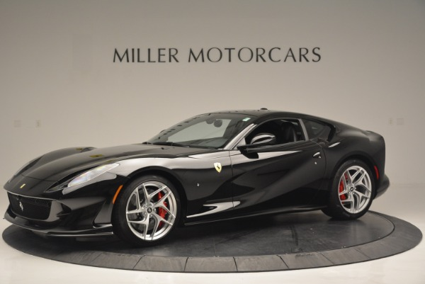 Used 2018 Ferrari 812 Superfast for sale $367,900 at Bentley Greenwich in Greenwich CT 06830 2