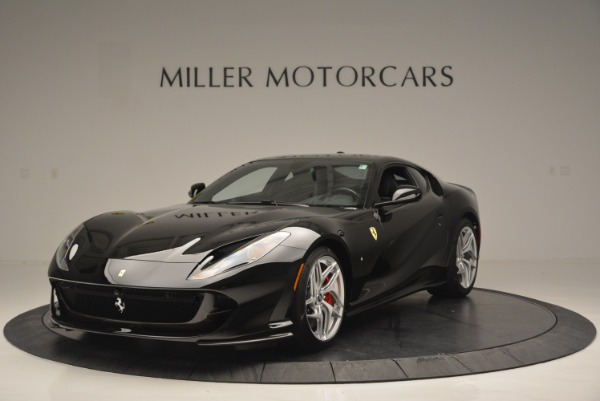 Used 2018 Ferrari 812 Superfast for sale $367,900 at Bentley Greenwich in Greenwich CT 06830 1
