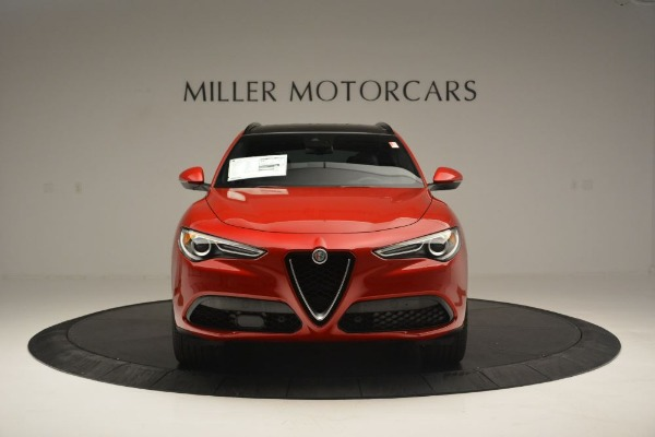 New 2018 Alfa Romeo Stelvio Ti Sport Q4 for sale Sold at Bentley Greenwich in Greenwich CT 06830 12