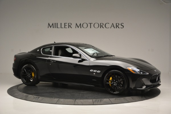 New 2018 Maserati GranTurismo Sport for sale Sold at Bentley Greenwich in Greenwich CT 06830 10