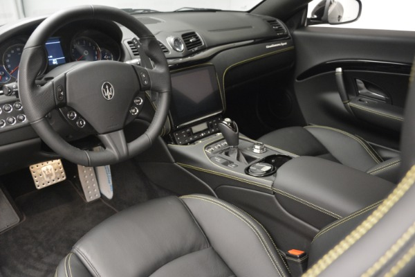 New 2018 Maserati GranTurismo Sport for sale Sold at Bentley Greenwich in Greenwich CT 06830 13