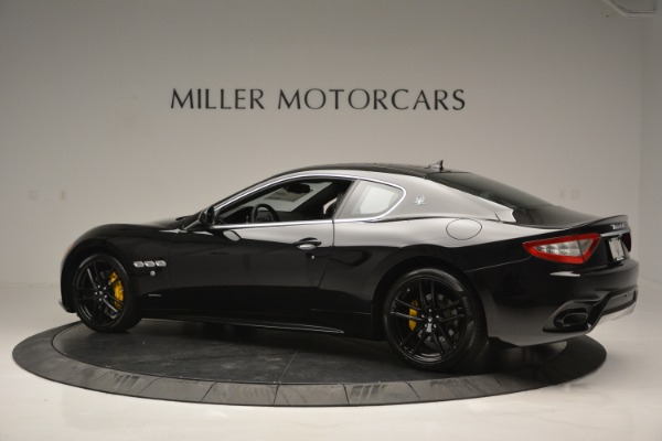New 2018 Maserati GranTurismo Sport for sale Sold at Bentley Greenwich in Greenwich CT 06830 4