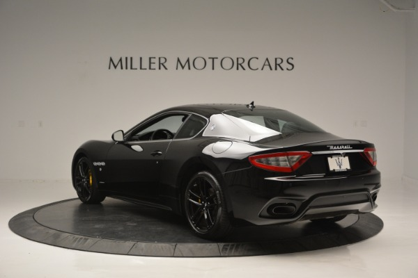 New 2018 Maserati GranTurismo Sport for sale Sold at Bentley Greenwich in Greenwich CT 06830 5
