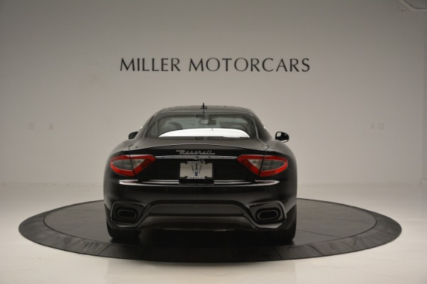 New 2018 Maserati GranTurismo Sport for sale Sold at Bentley Greenwich in Greenwich CT 06830 6