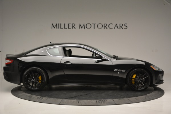 New 2018 Maserati GranTurismo Sport for sale Sold at Bentley Greenwich in Greenwich CT 06830 9