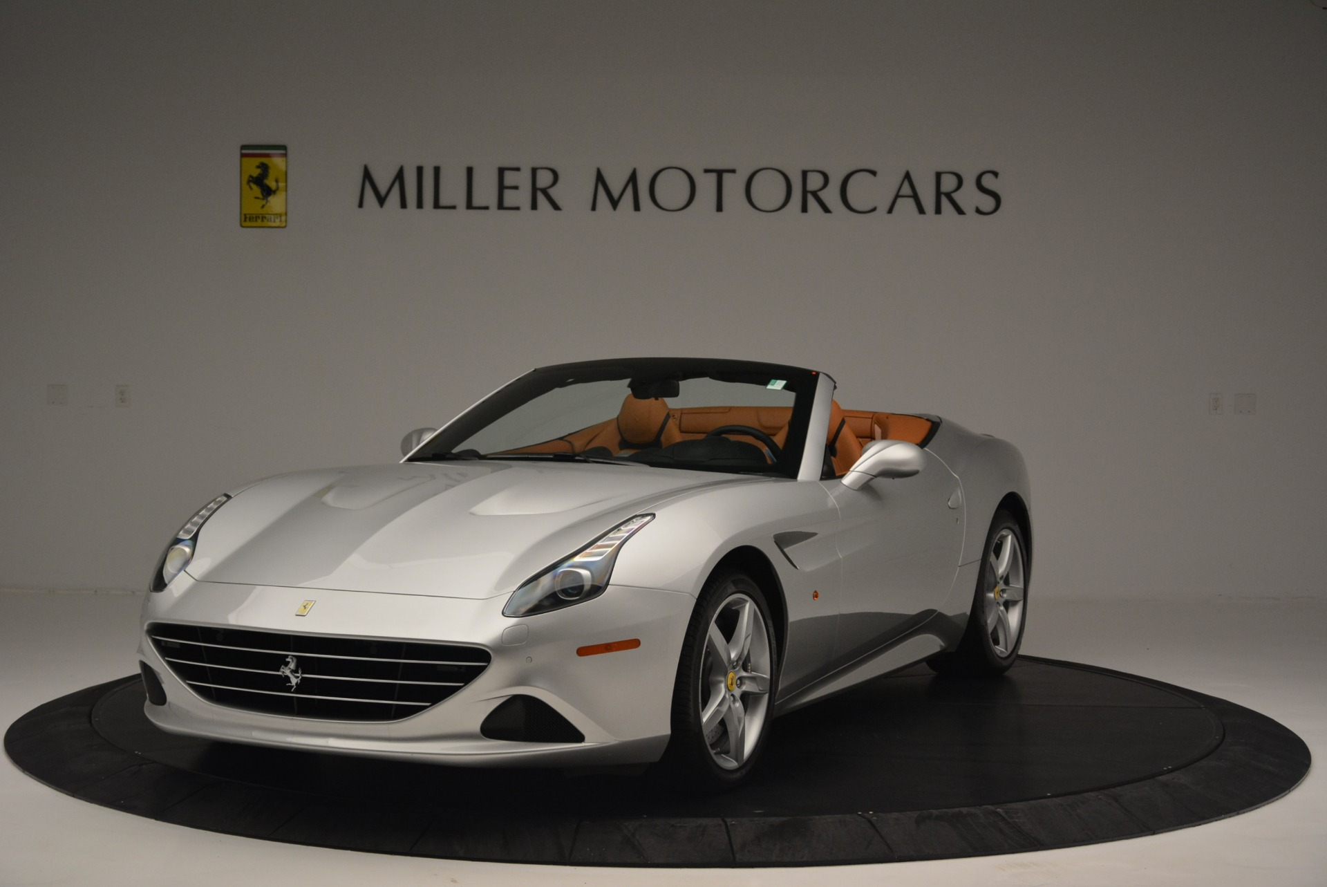 Used 2015 Ferrari California T for sale Sold at Bentley Greenwich in Greenwich CT 06830 1