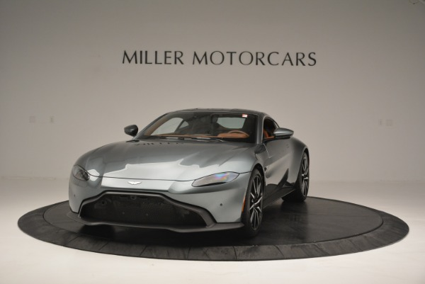 New 2019 Aston Martin Vantage Coupe for sale Sold at Bentley Greenwich in Greenwich CT 06830 2