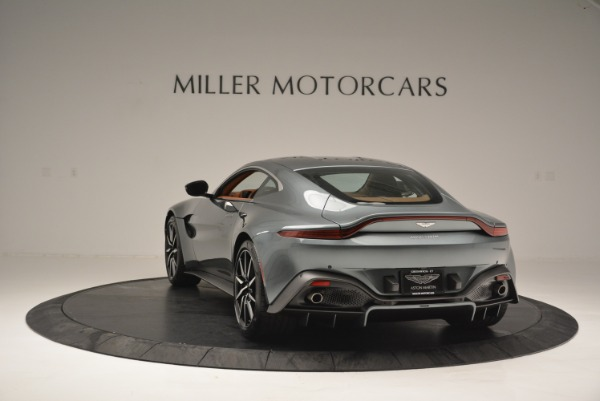 New 2019 Aston Martin Vantage Coupe for sale Sold at Bentley Greenwich in Greenwich CT 06830 5