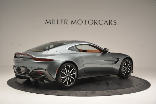 New 2019 Aston Martin Vantage Coupe for sale Sold at Bentley Greenwich in Greenwich CT 06830 8