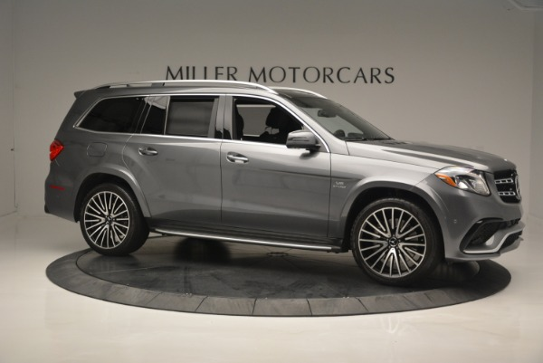 Used 2017 Mercedes-Benz GLS AMG GLS 63 for sale Sold at Bentley Greenwich in Greenwich CT 06830 11