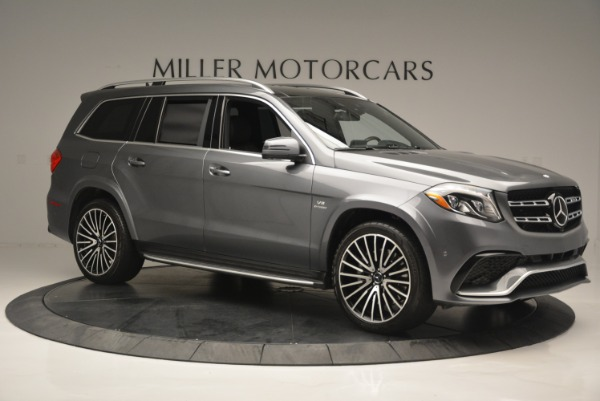 Used 2017 Mercedes-Benz GLS AMG GLS 63 for sale Sold at Bentley Greenwich in Greenwich CT 06830 12