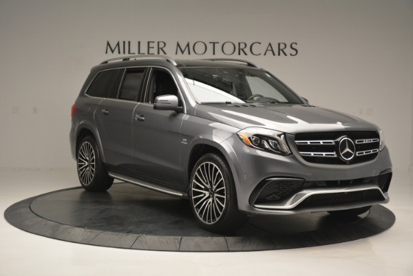 Used 2017 Mercedes-Benz GLS AMG GLS 63 for sale Sold at Bentley Greenwich in Greenwich CT 06830 13
