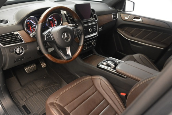 Used 2017 Mercedes-Benz GLS AMG GLS 63 for sale Sold at Bentley Greenwich in Greenwich CT 06830 14