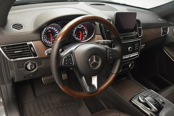 Used 2017 Mercedes-Benz GLS AMG GLS 63 for sale Sold at Bentley Greenwich in Greenwich CT 06830 17