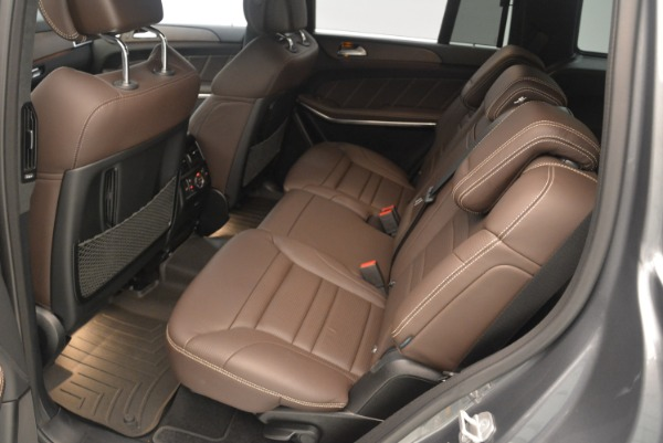 Used 2017 Mercedes-Benz GLS AMG GLS 63 for sale Sold at Bentley Greenwich in Greenwich CT 06830 27