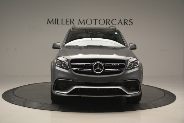 Used 2017 Mercedes-Benz GLS AMG GLS 63 for sale Sold at Bentley Greenwich in Greenwich CT 06830 6
