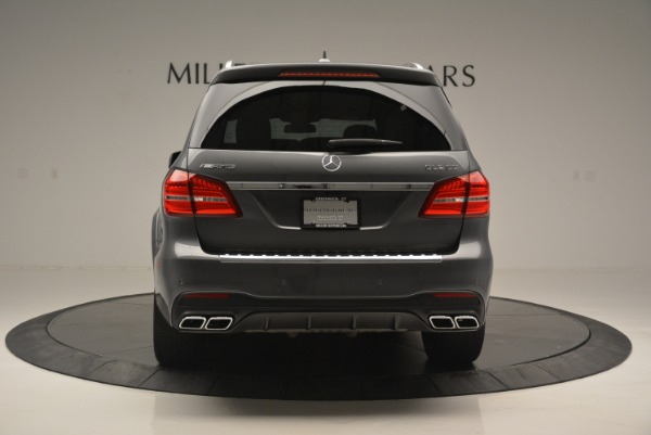 Used 2017 Mercedes-Benz GLS AMG GLS 63 for sale Sold at Bentley Greenwich in Greenwich CT 06830 7