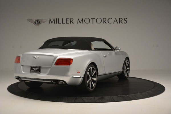 Used 2013 Bentley Continental GT W12 Le Mans Edition for sale Sold at Bentley Greenwich in Greenwich CT 06830 14