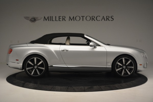 Used 2013 Bentley Continental GT W12 Le Mans Edition for sale Sold at Bentley Greenwich in Greenwich CT 06830 15
