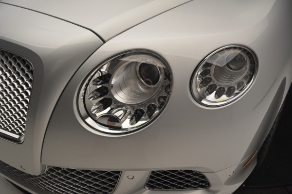 Used 2013 Bentley Continental GT W12 Le Mans Edition for sale Sold at Bentley Greenwich in Greenwich CT 06830 18