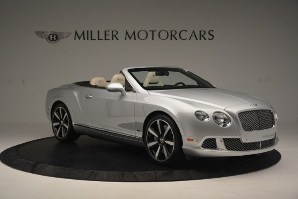 Used 2013 Bentley Continental GT W12 Le Mans Edition for sale Sold at Bentley Greenwich in Greenwich CT 06830 8